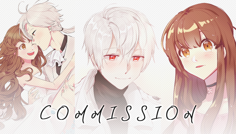 Commission 캐릭터, 썸네일, 로고